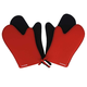 Kitchen Grips Set of 2 Oven Mitts