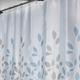 Cascade Fabric Shower Curtain