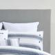 Breeze Stripe Bedding by Mm Linen