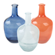 Lumby Colored Glass Vases