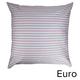 Golden Leaf European Pillow Sham