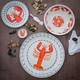 Lobster Dinnerware Collection