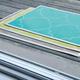Panama Tile Vinyl Mat