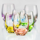 Rainbow Glass Collection by David Shaw
