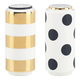 Fairmount Park Salt & Pepper Shakers By Kate Spade