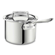 All Clad Saucepan   D5 Polished with Lid 1.5Qt
