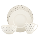 Larabee Road Cream Place Setting by Kate Spade