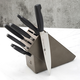 Zwilling J.A. Henckels 4 Star 6- Piece Knife Block Set