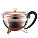 Bodum Chambord Copper Teapot