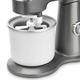 Cuisinart Precision Master Stand Mixer Fresh Fruit & Ice Cream Maker Attachment