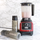 Salton Harley Pasternak Red Compact Power Blender