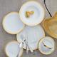 Michael Aram Goldsmith 5-Piece Dinnerware Set