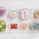 Starfrit Lock & Lock Easy Match 16-Piece Food Storage Set