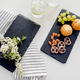 Set of 2 Clean Slates Platters by Natural Living