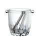 Moncayo Ice Bucket with Tongs