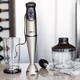 5-Piece Hand Blender Set by Salton