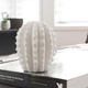 Pinto Decor White Cactus
