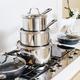 Starfrit 10-Piece Cookware Set