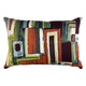 Blocks Feather Filled Cushion