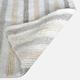 Field Stripe Reversible Bath Rug