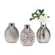 Assorted Set of 3 Bud Vases