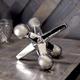 Jack Ceramic Decor-Silver