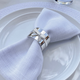 Kate Spade 4-Piece Napkin Ring Set by Lenox