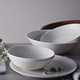 Ellen DeGeneres 16-Piece Taupe Stripe Dinnerware Set by Royal Doulton