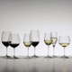 Set of 8 Vinum Wine Glasses by Riedel