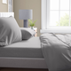 Organic Hemstitch 600 Thread Count Sheet Set