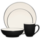 Colorwave Graphite Dinnerware Collection by Noritake