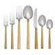 Michael Aram Wheat Gold Flatware Collection
