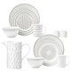 Charlotte Street North Grey Dinnerware Collection by Kate Spade
