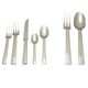 Squadro Flatware Collection by Guy Degrenne