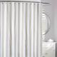 Lauren Stripe Fabric Shower Curtain