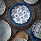 Indochine Ikat Dinnerware Collection