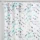 Twiggy Fabric Shower Curtain