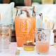 Romantic Pitcher & Glass Collection by Bormioli