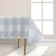 Check Fabric Tablecloth