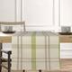 Plaid Table Linens