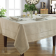Hemstitch Heritage Table Linens