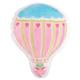 Bonjour Balloon Shaped Cushion