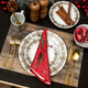 Plaid Dinnerware Collection