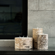 Pillar Birch Candles