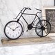 Bicycle Table Clocks