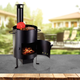 CL Cuisiluxe 3-in-1 Oven, Fondue Pot and BBQ Grill