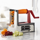 Spiralizer with 3 Easily Exchangeable Blades by Trudeau