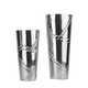 Rivet Stainless Steel Vase Collection by Torre & Tagus