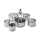 Food Stacking Set 9-Piece by Danesco