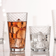 Honeycomb Set of 12 Glasses by Pasabahce